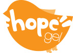 Hope Gel logo